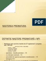NASTEREA PREMATURA.pptx