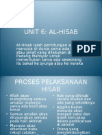 unit 6al-hisab