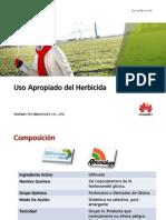 Uso Del Herbicida