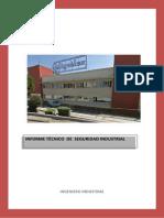 Informe Técnico de Seg. Industrial