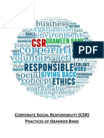 CSR Grameen Bank - Final