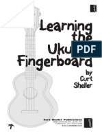 Learining The Ukulele Fingerboard
