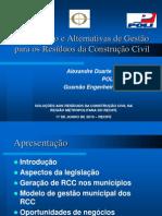 Gestão Constr Civil