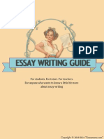 EssayMama's Essay Writing Guide