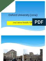 Oxford University (2014)