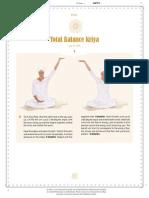 Total Balance Kriya