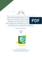 OFICIO 263-2014 Resumen Ejecutivo COP20 de La Region Huánuco