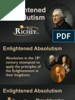 4 5 - enlightened absolutism