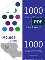 1000 Out of Poverty - Can It Work?