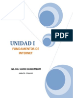 Capitulo i Fundamentos Internet