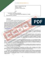 Sentencia Apertura Paquete Postal Por Vigilante de Seguridad Con Declaracion De