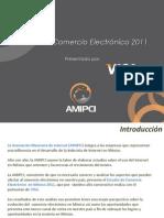 Estudio de Comercio Electronico en Mexico 2011