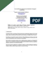 Transformación de un modelo de negocio en un simulador de negocio multimedia