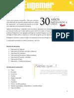 Presentación Eugemer División Estructuras