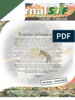Jornal Da SIF, Questionamentos Do Cultivo Do Eucalipto