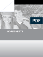Tf Worksheets Scripts iTenn 8º