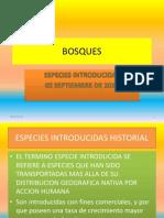 Especies Introducidas 02092013