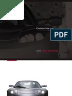 Tesla Owners Manual