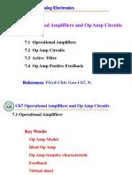 Circuit and Analog Electronics-CH7