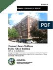 Mulligan Public School Landmark Report