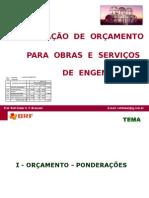 elaboracaodeorcamentoparaobraseservicosdeengenharia-140404130113-phpapp02