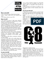 Briefing - An Introduction to the G8