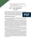 Obra de Skinner