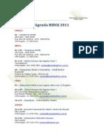 Agenda Rbioj 2011