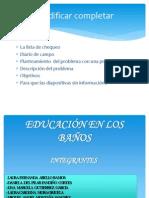 Educacion en Los Baños