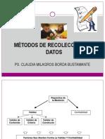 Metodos de Recoleccion de Datos