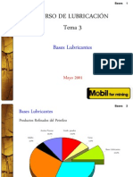 03. Bases Lubricantes