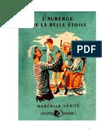 IB Vérité Marcelle L'auberge de la belle étoile 1950.doc