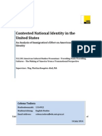 Study Abroad Seminar Paper