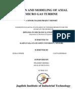 Micro Gas Turbine