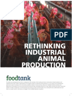 Rethinking Industrial Animal Production