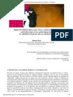 Manuel Rud_ Aproximación Al Género Policial en La Argentina - Nº 17 Espéculo