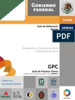GRR CoartacionAorta