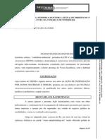 CONTESTAÇÃO - JEC (C. Pedido Contraposto e Litigancia de Ma-fe)