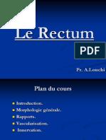 le rectum