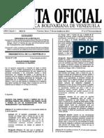 """Gaceta Oficial """"Reforma de la Ley de Alimentación para Trabajadores y Trabajadoras"""