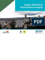 Analisis Perfil Salud Urbana
