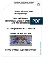 IJF World Veterans Judo Championships RFEJYDA v 2-141-368