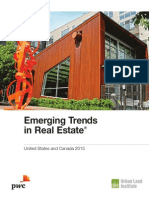 CrowdFunding is Emerging Trends in Real Estate 2015
