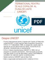 Fondul Internațional Pentru Urgențe Ale Copiilor Al