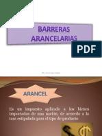 5.1 Aranceles