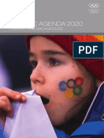 Olympic Agenda 2020 Context and Background