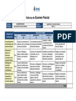 Rubrica Del Examen Parcial (1)