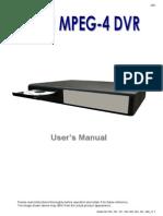 AVTech Manual English AVC 760 782 V1.1