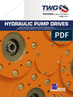 Hydraulic Pump Drives Catalog ashk