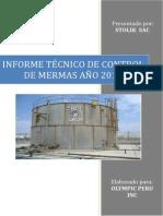 Control de Mermas - 1